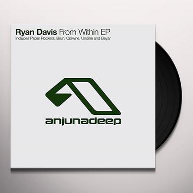Ryan Davis FROM WITHIN Vinyl Record