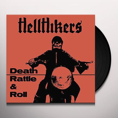 HELLHIKERS DEATH RATTLE & ROLL Vinyl Record