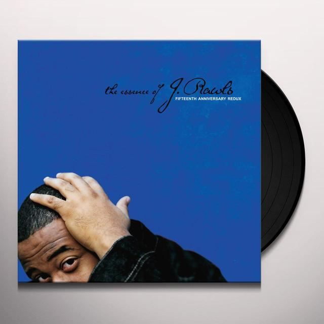 J Rawls ESSENCE OF (15TH ANNIVERSARY REDUX) Vinyl Record - UK Release