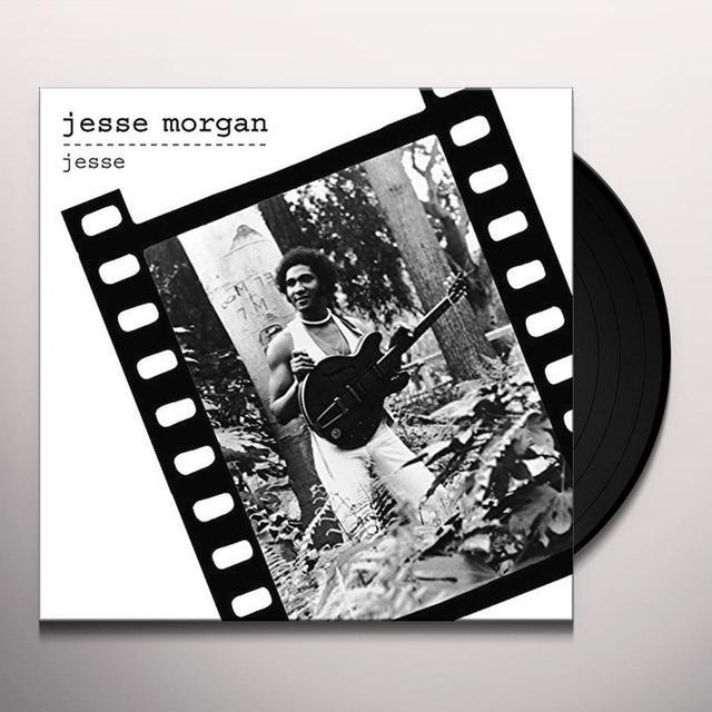 Jesse Morgan