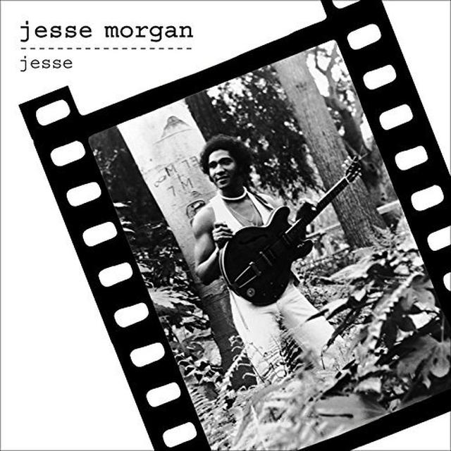 Jesse Morgan JESSE Vinyl Record - UK Release