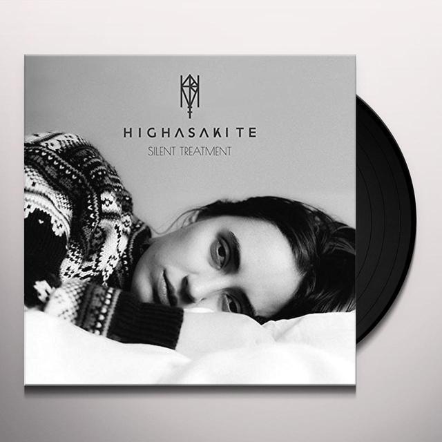 Highasakite SILENT TREATMENT (2016 REISSUE) Vinyl Record - UK Import