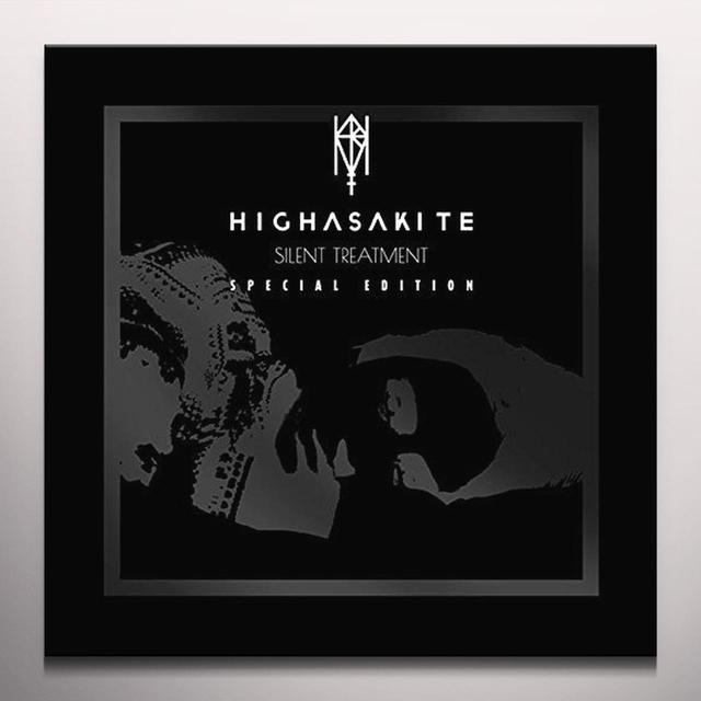 Highasakite SILENT TREATMENT (2016 REISSUE) Vinyl Record