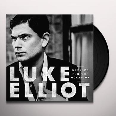 Luke Elliot DRESSED FOR THE OCCASION Vinyl Record - UK Import