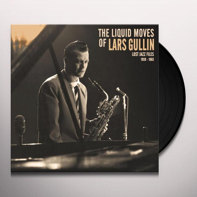 LIQUID MOVES OF LARS GULLIN Vinyl Record - UK Release