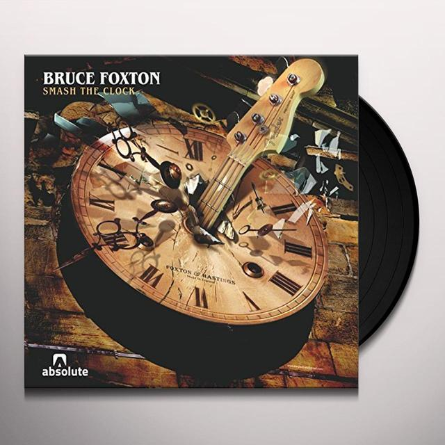 Bruce Foxton SMASH THE CLOCK Vinyl Record