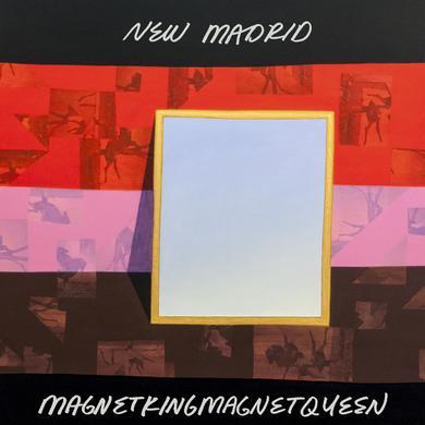New Madrid MAGNETKINGMAGNETQUEEN Vinyl Record - UK Release