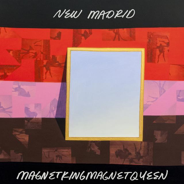 New Madrid MAGNETKINGMAGNETQUEEN Vinyl Record - UK Import