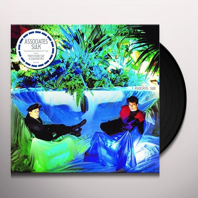 Associates SULK Vinyl Record