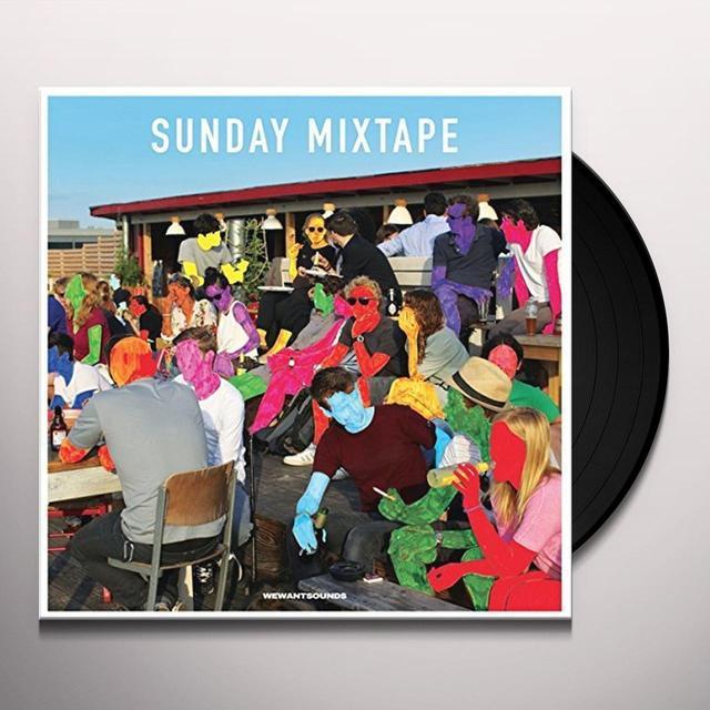 SUNDAY MIXTAPE / VARIOUS (UK) SUNDAY MIXTAPE / VARIOUS Vinyl Record - UK Import