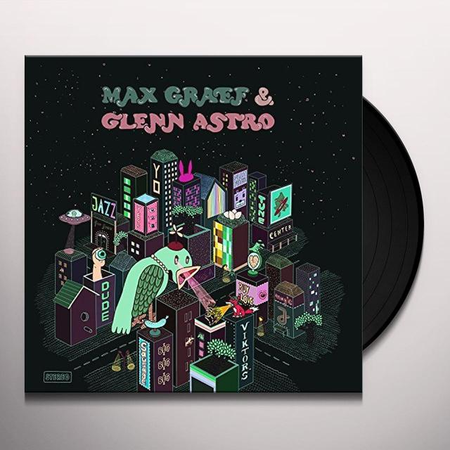 Max Graef / Glenn Astro YARD WORK SIMULATOR Vinyl Record - UK Import