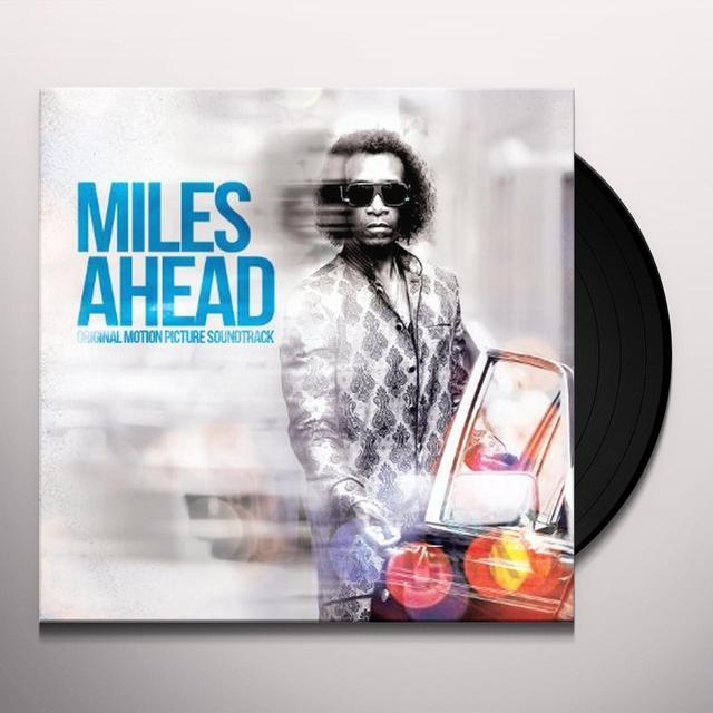 Miles Davis MILES AHEAD / O.S.T. Vinyl Record