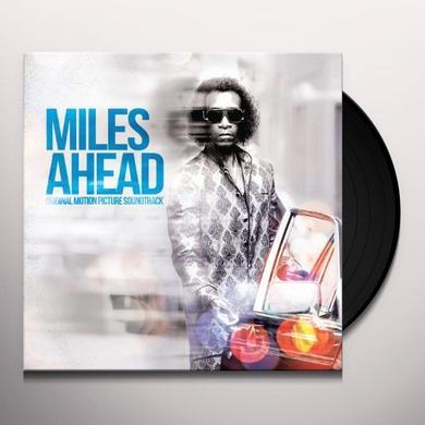 Miles Davis MILES AHEAD / O.S.T. Vinyl Record - Gatefold Sleeve