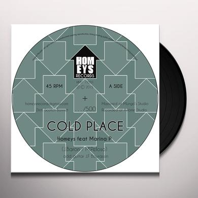 HOMEYS COLD PLACE Vinyl Record