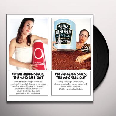 PETRA HADEN SINGS: THE WHO SELL OUT Vinyl Record