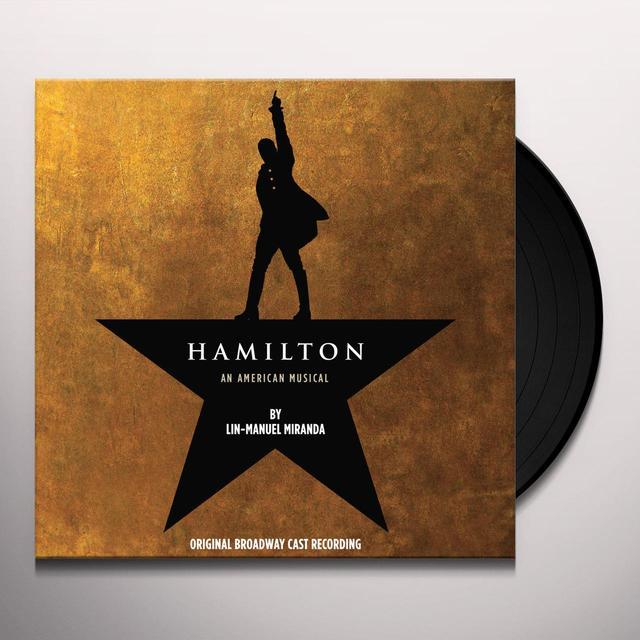 HAMILTON / O.B.C.R. Vinyl Record