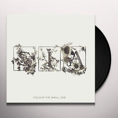 Sia COLOUR THE SMALL ONE Vinyl Record