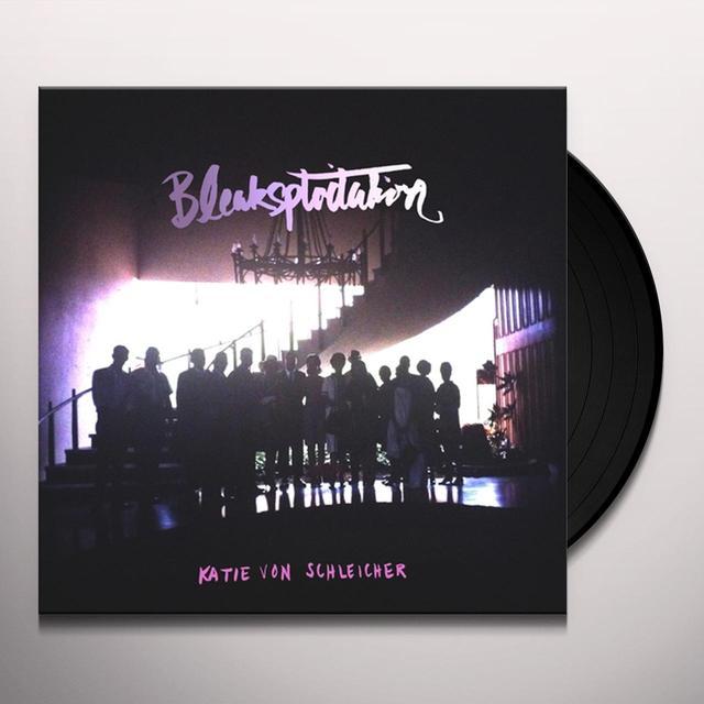 Katie Von Schleicher BLEAKSPLOITATION Vinyl Record