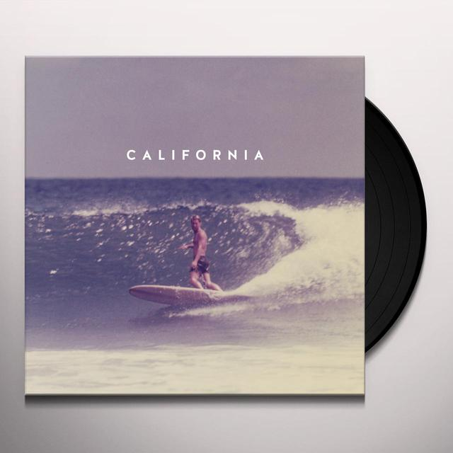 CALIFORNIA Vinyl Record