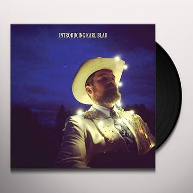 INTRODUCING KARL BLAU Vinyl Record