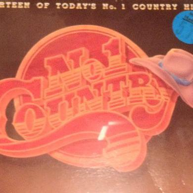 Waylon Jennings / Crystal Gayle / Ronnie Milsap NO.1 COUNTRY HITS (80'S) Vinyl Record