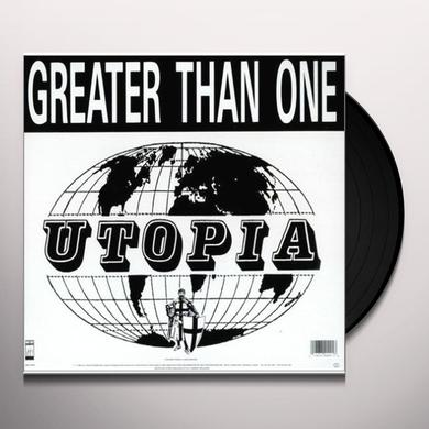 Greater Than One UTOPIA Vinyl Record
