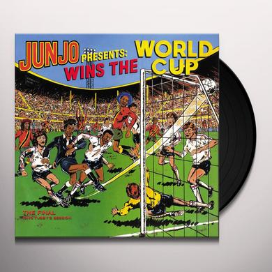 Henry Junjo Lawes JUNJO PRESENTS: WINS THE WORLD CUP Vinyl Record