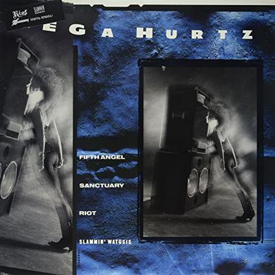 MEGAHURTZ RIOT SANCTUARY FIFTH ANGEL Vinyl Record