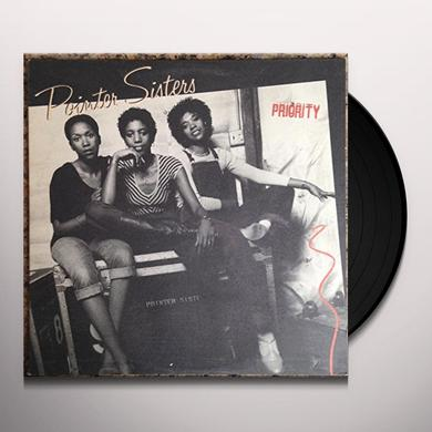 The Pointer Sisters PRIORITY Vinyl Record