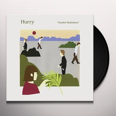 Hurry GUIDED MEDITATION Vinyl Record