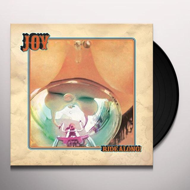 Joy RIDE ALONG Vinyl Record