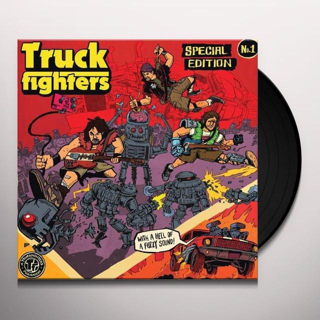 Truckfighters GRAVITY X / PHI Vinyl Record