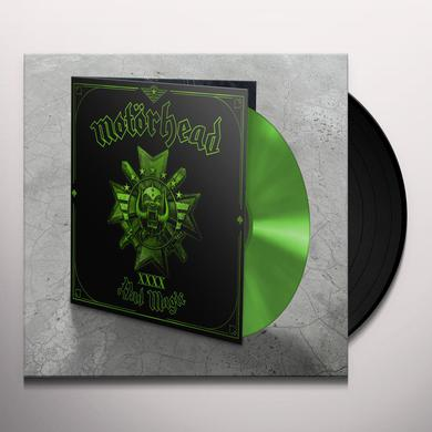 Motorhead BAD MAGIC (GREEN VINYL) Vinyl Record
