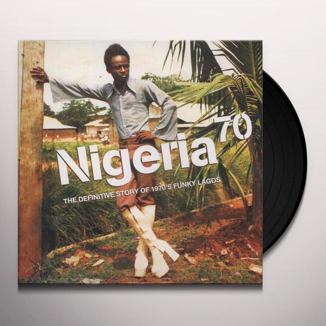 NIGERIA 70-THE DEFINITIVE LP EDITION / VARIOUS Vinyl Record
