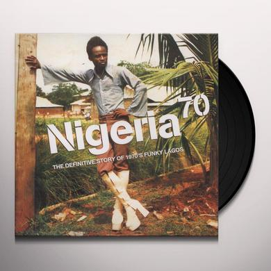 NIGERIA 70-THE DEFINITIVE LP EDITION / VARIOUS Vinyl Record