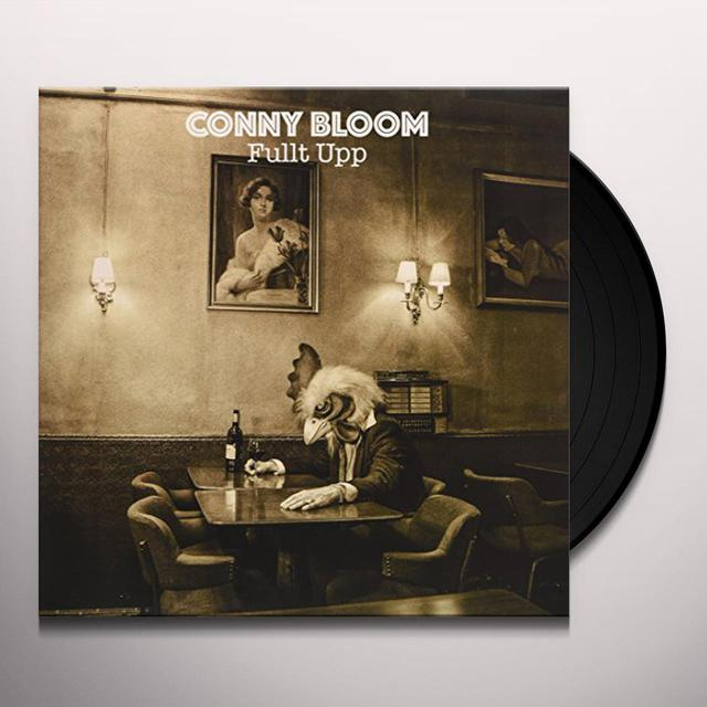 Conny Bloom FULLT UPP Vinyl Record