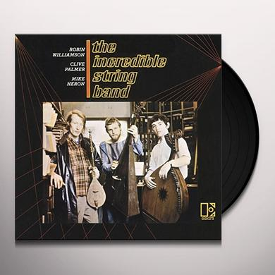 INCREDIBLE STRING BAND Vinyl Record - Holland Import