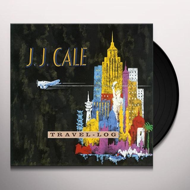 J.J. Cale TRAVEL LOG Vinyl Record - Holland Import