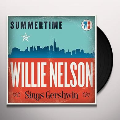 WILLIE NELSON SINGS GERSHWIN Vinyl Record - Holland Import