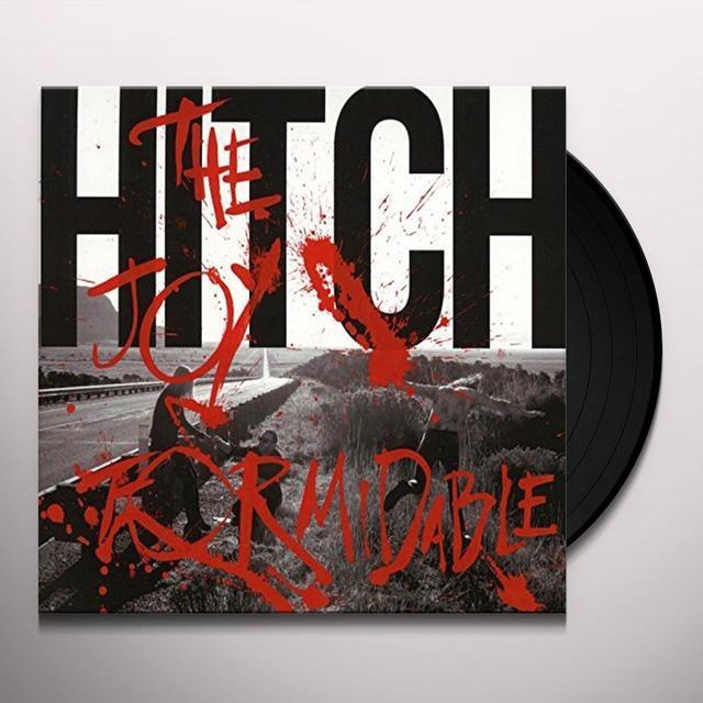 The Joy Formidable HITCH Vinyl Record - UK Import