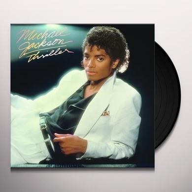 Jackson,Michael THRILLER Vinyl Record - UK Release