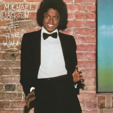 Jackson,Michael OFF THE WALL Vinyl Record - UK Release