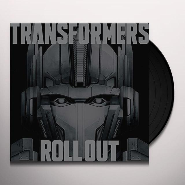 TRANSFORMERS ROLL OUT / VARIOUS (UK) TRANSFORMERS ROLL OUT / O.S.T. Vinyl Record