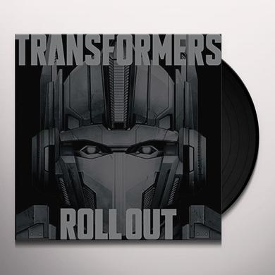 TRANSFORMERS ROLL OUT / VARIOUS (UK) TRANSFORMERS ROLL OUT / O.S.T. Vinyl Record - UK Import