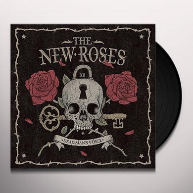 New Roses DEAD MAN S VOICE (GER) Vinyl Record