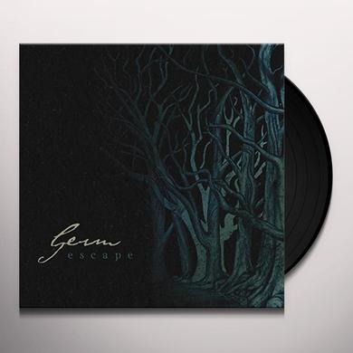 Germ ESCAPE Vinyl Record - Canada Release
