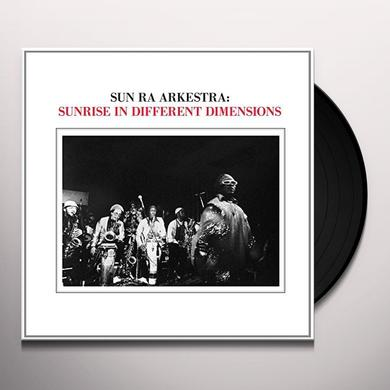 Sun Ra Arkestra SUNRISE IN DIFFERENT DIMENSIONS Vinyl Record - Spain Import