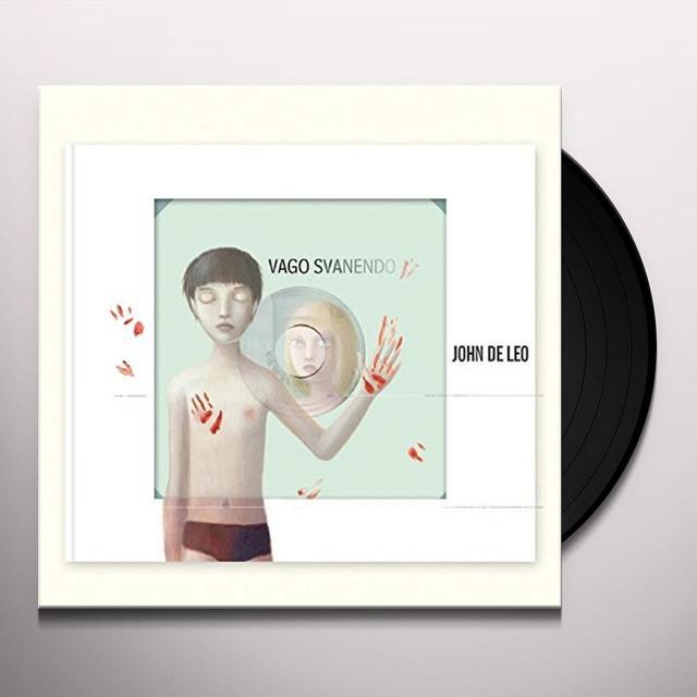 John De Leo VAGO SVANENDO (AUTOGRAPHED HAND NUMBERED VINYL) Vinyl Record