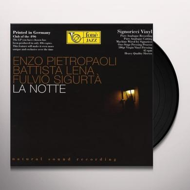 PIETROPAOLI / LENA / SIGURTA LA NOTTE Vinyl Record