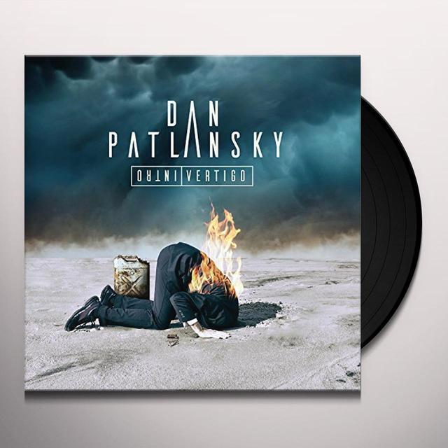 Dan Patlansky INTRO VERTIGO Vinyl Record - UK Import